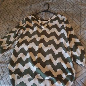 Cato womens blouse